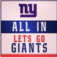 NYG All In!!