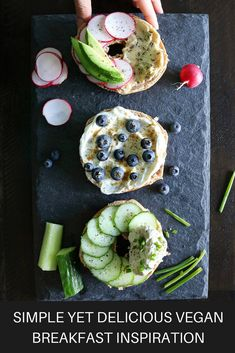A healthy and delicious breakfast in minutes thanks to Fauxmagerie Zengarry cashew cheese. Vegan Breakfast, Healthy Breakfast Recipes, Brunch Recipes, Vegan Recipes, Cashew Cheese, Vegan Cheese, Veg Sandwich, Plant Based Recipes, Meals