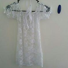 Spotted while shopping on Poshmark: VDAY FLASH SALE NWT white lace babydol lingerie! #poshmark #fashion #shopping #style #Other
