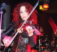 Marcela Bovio from Stream of Passion