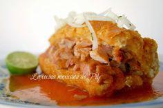 La cocina mexicana de Pily: Tortas ahogadas de Guadalajara, Jalisco