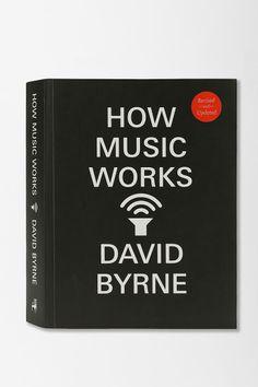 """How Music Works"" By David Byrne 2014    See DLP's You-Tube Channel/Community Music  https://www.youtube.com/playlist?list=PL2qcTIIqLo7WnHHnog1FeumFL6APOnDVt"