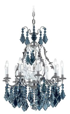 Belgravia 10 Light Chandelier
