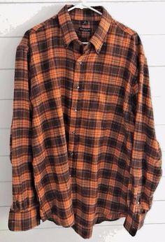 BERGDORF GOODMAN Tailored Fit Size XXL Button Down Shirt Italy #BergdorfGoodman #ButtonFront