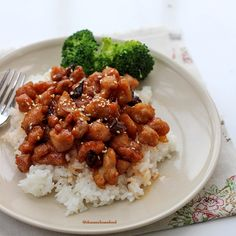 General Tso Chicken(General Tso's Chicken) – China Sichuan Food