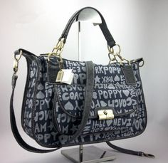 black coach purse $63.99