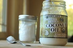 How to brush your teeth with coconut oil! This is the best way to clean your teeth to help restore your enamel.