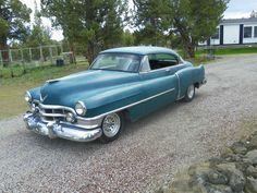 1950 Cadillac 2-door Hardtop | The H.A.M.B.
