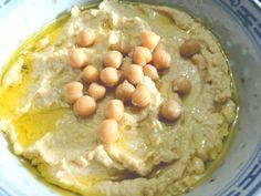 How to Make Hummus With Homemade Tahini