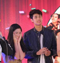 Kisses Delavin and Donny Pangilinan at the Party with Vice Ganda and Jerome Ponce Mon Cheri, Vice Ganda, Donny Pangilinan, Wattpad, Copyright Infringement, Aesthetic Girl, Be Yourself Quotes, Cute Couples, Andrea Brillantes
