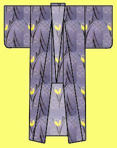 How to make a yukata