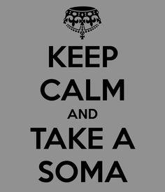 brave new world essays on soma