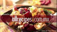 Ensalada tibia de verduras (+lista de reproducción)