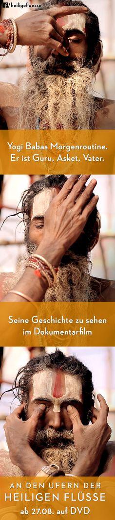 Yogi Baba lebte als Asket, bis er einen kleinen Jungen fand. Nun zieht er ihn wie ein Vater auf und lehrt ihm sein Yoga... Folge dem Link, um die DVD zu bestellen. #Yoga #Mudras