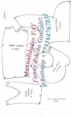 Sewing Tutorials, Christmas Crafts, Manta Polar, Diana, Videos, Handmade Dolls, Fabric Dolls, Xmas, Holiday Ornaments
