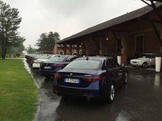 Alfa Romeo Giulia: prova su strada - Coda Alfa Romeo Giulia