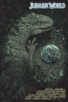 Jurassic World by John Barry Ballaran
