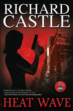 Castle - Would love to read the book... and see if it lives up to the TV show!