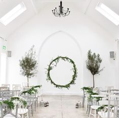 HERO CREATIVE WORKSHOPS, HAMPSHIRE | The event space we are using to host our 2018 spring summer events. White Space Alresford - a beautiful, light, bright and airy converted chapel which exudes inspiration.  @hero_stores.