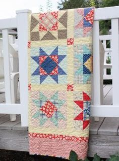 country star quilt by callie