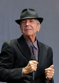 Leonard Cohen Photos Photos - [ONE TIME USE ONLY. NO ARCHIVE] Leonard Cohen performs on stage at Hanging Rock on November 20, 2010 in Melbourne, Australia. - Leonard Cohen Performs At Hanging Rock