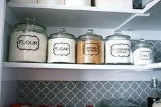 I'm Lovin' It – Kitchen Pantry Makeover | TidyMom