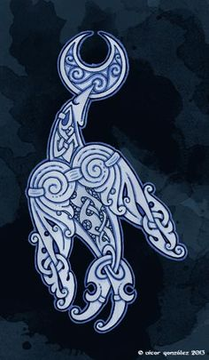 deviantART: More Like Loki Tattoo Design Not Finished by ~NirvanaOfTime