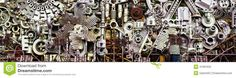 Assembly Of Machine Parts - Download From Over 63 Million High Quality Stock Photos, Images, Vectors. Sign up for FREE today. Image: 41581652