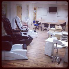 Training Room  Cosmetronic Beauty  http://www.beautyguild.com/suppliers-guide-supplier.asp