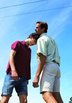 Call Me By Your Name Armie Hammer and Timothee Chalamet Image 3 (7)
