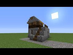 Easy Minecraft House Ideas Medieval