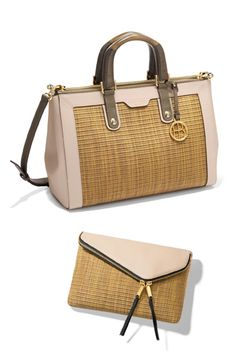 82cbb1d388e5 Carry it all with sophisticated pomp  the West 57th Straw Carryall is  crafted with finely