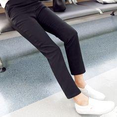 #임블리 #슬랙스 #여자슬랙스 #슬랙스코디 #런던슬랙스 #데일리룩 #오오티디 #패피녀 #lookofday #slacks #반밴딩 #PANTS
