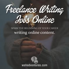 11 online writing jobs for beginners.