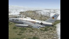 Discover what happened when a pair of West German F-84 Thunderstreaks found themselves deep inside East Germany just a month after the Berlin Wall was constructed, and the rather unique end of the aircraft. #COLDWAR #MILITARY #HISTORY Military Jets, Military Aircraft, Luftwaffe, Fighter Aircraft, Fighter Jets, Real Model, East Germany, Military History, Wwii