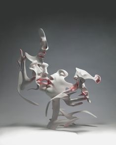 Dissolving Figurative Sculptures by Unmask (Liu Zhan, Kuang Jun and Tan Tianwei)