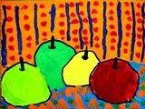 Cezanne-ish Apples