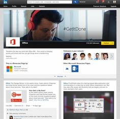 LinkedIn's new showcase pages give businesses more options. #Linkedin #socialmedia #socialmediamarketing #onlinemarketing #digitalmarketing #internetmarketing #socialmediastrategy