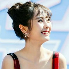 Prettiest Actresses, Beautiful Actresses, Asian Actors, Korean Actors, Korean Beauty, Asian Beauty, Chines Drama, Chinese Babies, Teen Celebrities