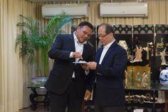 Yucatán afianza hermandad cooperativa con China