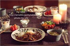 ブラパラに10年目のハッシュドビーフの画像 | my table !