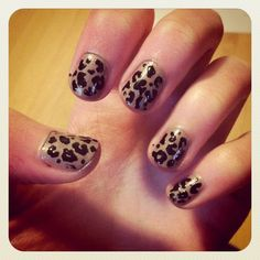 <3 Leopard print