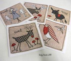 Christmas Cards - Folksy