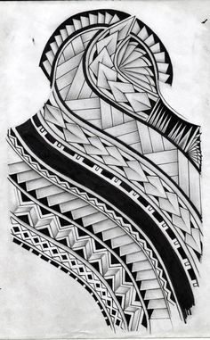 Inspirational tattoos Perfect Maori Tattoo Designs And Meanings Maori Tattoos, Tattoo Maori Perna, Tattoos Bein, Hawaiianisches Tattoo, Bild Tattoos, Marquesan Tattoos, Tattoo Motive, Samoan Tattoo, Tattoo Drawings