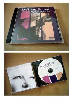 zoocreative   album artwork for Victoria Geelan, Unfit the picture.  2013.