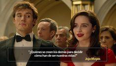 Conoce las frases más lindas de Jojo Moyes. (Foto: Warner Bros/Perú.com)