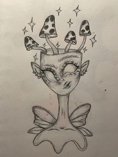 Indie Drawings, Art Drawings Sketches Simple, Drawing Ideas, Drawings For Him, Weird Drawings, Detailed Drawings, Cool Sketches, Easy Drawings, Arte Grunge