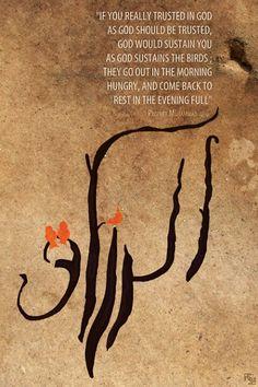 Prophet Muhammed said