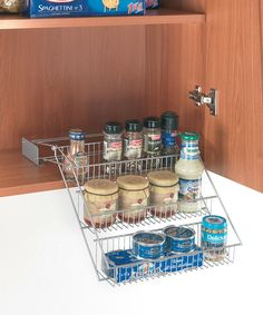Take a look at this Up & Down Spice Rack today!