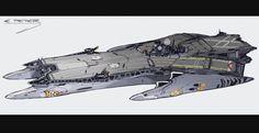 ArtStation - Next generation aircraft carrier, E wo kaku Peter Subnautica Creatures, Spaceship Design, Spaceship Concept, Navy Aircraft Carrier, Concept Ships, Army Vehicles, Weapon Concept Art, Aircraft Design, Navy Ships